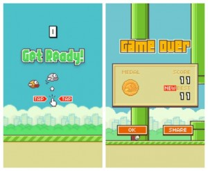 Android Flappy-Bird