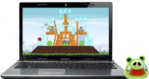 Angry Birds On Your PC