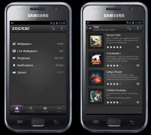 zedge Smartphone